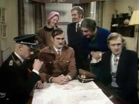 Monty Python - Hitler In Minehead