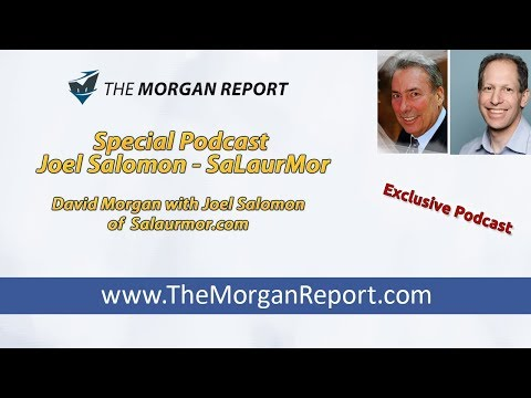 David Morgan & Joel Salomon (Mindful Money Management) Podcast