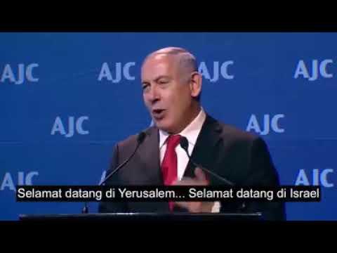 Lihat buka mata lebar-lebar siapa antek Yahudi di Indonesia..
