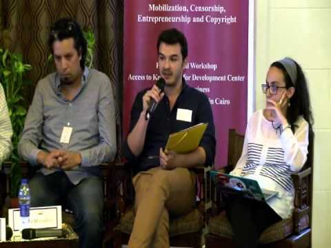Fifth Annual Workshop of the Access to Knowledge for Development Center- Part 2