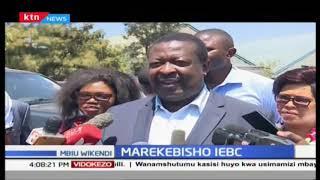 Musalia Mudavadi asisitiza kuwa marekebisho katika IEBC yanahitajika