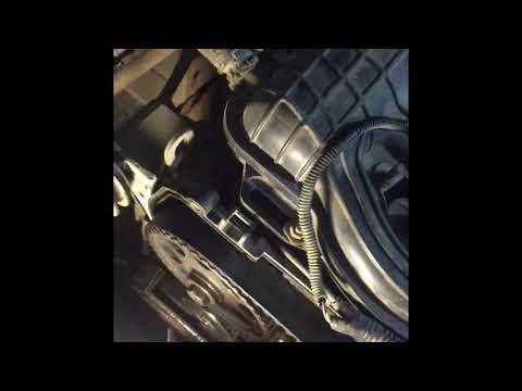 Замена помпы на ваз 16 клапанный двигатель.