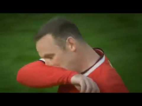 Rooney Banned for 3 games with Red Card [ Man United vs West Ham 2014 ]