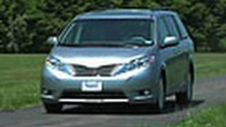 Toyota Sienna: Consumer Reports 2012 Top Pick Family Hauler | Consumer Reports