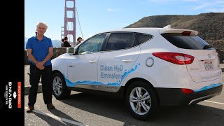 Driving tries California's Hydrogen Highway