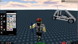 War truck and Go kart on roblox.com by HUMVEEMAN