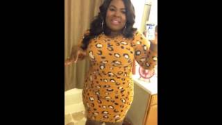 {Leopard on Leopard} Plus Size Ootn! Thumbnail