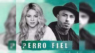Perro Fiel   Shakira Ft  Nicky Jam Audio Oficial