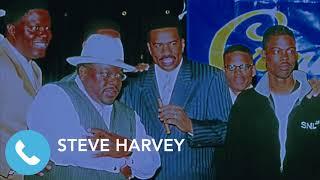 Steve Harvey On NO Kings Of Comedy Return
