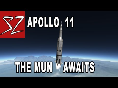 Humanity's Greatest Achievement - Apollo 11 Anniversary in Kerbal Space Program