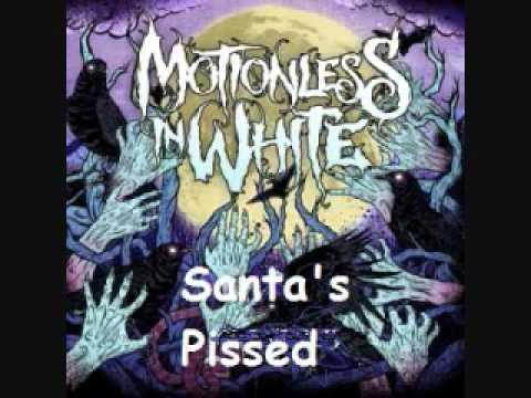 Motionless In WhiteSantas Pissed lyrics