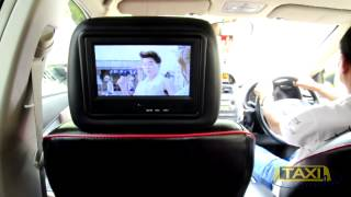 Puriku ads in taxi by Taximedia Thailand Thumbnail