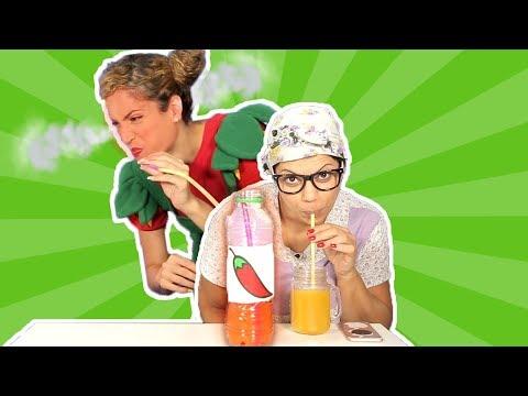 فوزي موزي وتوتي - عصير التيتا - Teta's juice