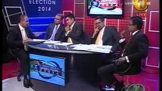 UVA Final Chanda prathipala 2014 - UVA Final Election Analysis