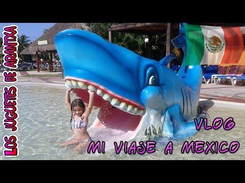 Mi Viaje a Mexico Vlog #1 - Vacaciones en Mexico