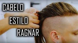 ESTILO VIKING! Trança do Ragnar lothbrok
