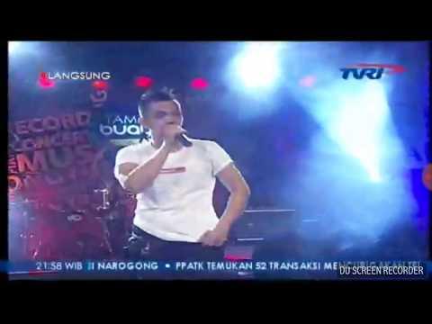 KAPTEN - MALAIKAT CINTA Live At Taman Buaya TVRI