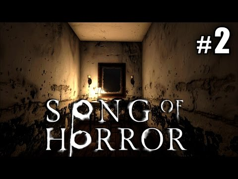 SONG OF HORROR #2 A Room - Ending ★ DEMO pc let's play gameplay walkthrough
