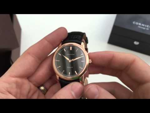Corniche Heritage 40 Rose Gold Watch Review