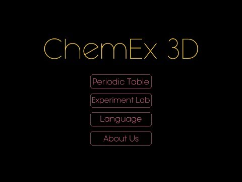 Chemex 3d chemistry lab apps on google play urtaz Image collections