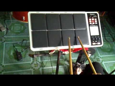 roland octapad spd 30 youtube. Black Bedroom Furniture Sets. Home Design Ideas