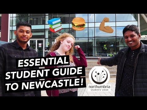 Top Tips For Students In Newcastle