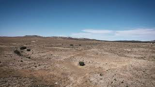 Páramo desértico/Desert wasteland