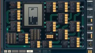 Shenzhen I/O - Tetris Gameplay