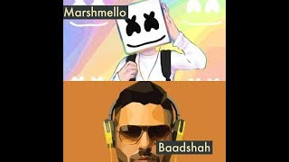 FRIENDS(marshmello) vs MERCY(baadshah)||DJ ANONYMOUS REMIX||(official audio)