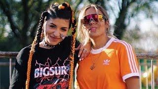 Cazzu y Karol G cantan en vivo por primera vez - Toda Remix, Chapiadora