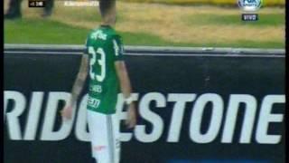 Barcelona de Guayaquil 1 Palmeiras 0 (Relato Federico Bulos)  Copa Libertadores 2017