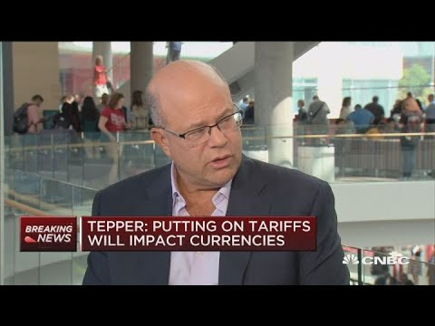 Tepper says he's about 25 percent exposed to the S&P 500, has been 'too cautious' recently
