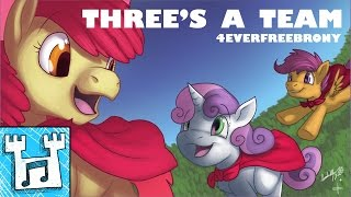 4everfreebrony three s a team 2017 re record