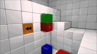 UDK Game: Q.U.B.E. Gamplay Content