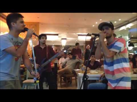 Tune mere jana Cover live by SoS Featuring Parry G
