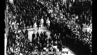 Le onoranze funebri alla salma di Guglielmo Marconi