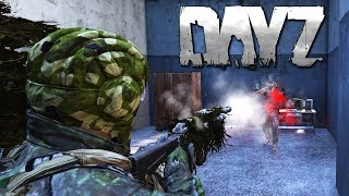 The Stand Off! A Tense And Hilarious Encounter In DayZ 1.0.
