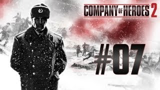 Let's Play Company of Heroes 2 #07 [Deutsch/HD] - Scharfschützen in Stalingrad (2)