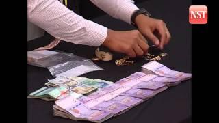 Iranian drug kingpin nabbed, drugs worth RM1 million seized