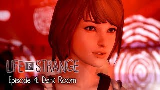 Life Is Strange - Episode 4: Dark Room - Game Movie / All Cutscenes [Complete]