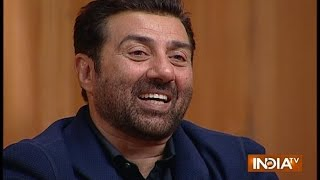 I Love Driving from Childhood, says Sunny Deol in Aap ki Adalat