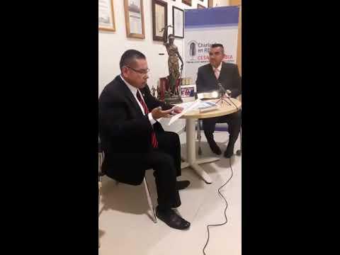 """Trayectoria del JUEZ DE CONTROL Y ORALIDAD Dr. Daniel Espinosa Licon """"DISTRITO 6 CD GUZMAN"""""""