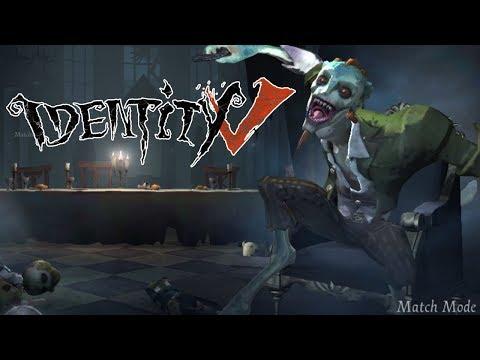 Новый маньяк Ящер Identity V Horror Games Online! как Horrorfield Online
