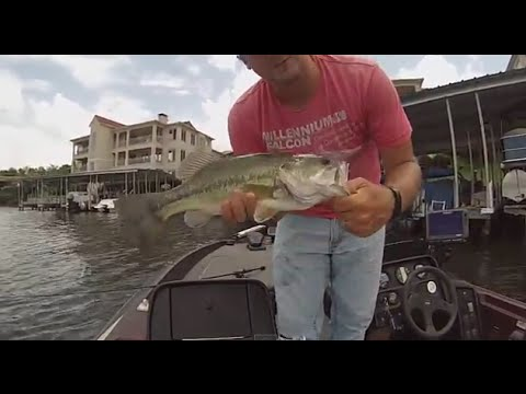 Lake Hamilton Bass Fishing: How To Use A Bass Jig