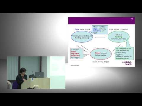Sue Procter Public Lecture at Bucks New University 17 September 2013
