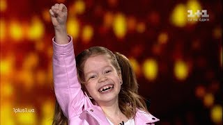 """Таисия Скоморохова – """"Simply The Best"""" – выбор вслепую – Голос. Дети 5 сезон"""