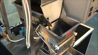 Semi Automatic Net Weigh Filler