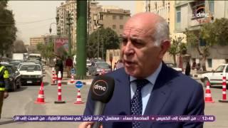 مساء dmc - تقرير يوضح الحالة الأمنية في محافظة المنيا