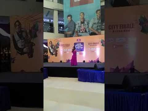 Reliance Got Talent| Sunn raha hai na tu| Bangalore
