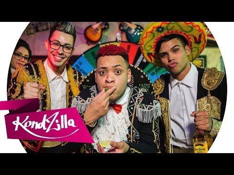 Os Cretinos - Festa da Tequila (KondZilla)